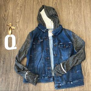Mossimo Jean/sweater jacket